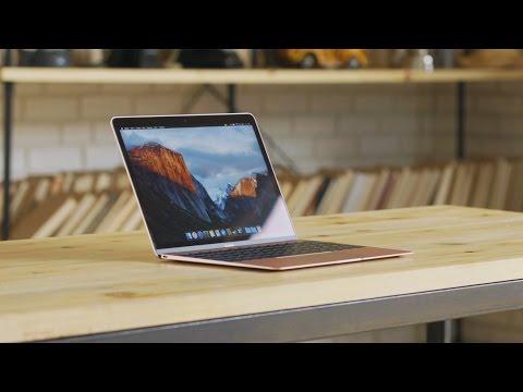 "MacBook 12"" 2016 в розовом"