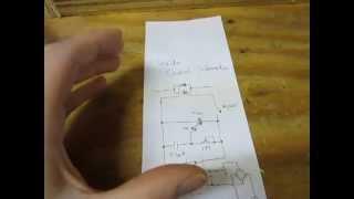 $20 Homebuilt DC Welder - Power Control Circuit