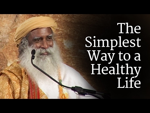 Video The Simplest Way to a Healthy Life