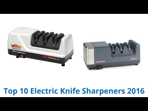 10 Best Electric Knife Sharpeners 2016