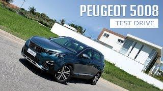 Peugeot 5008 - Test Drive