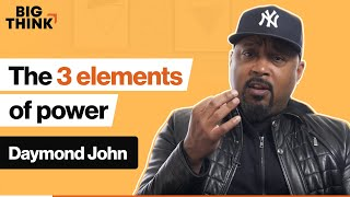 The 3 elements of power: Influence, negotiation, nurturing | Daymond John | Big Think
