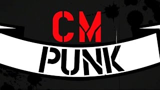 """CM Punk """"2013"""" Cult Of Personality Entrance Video"""
