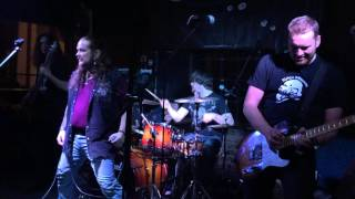 Video Scram! featuring Alex Pantea: Embers Fire (Paradise Lost cover)