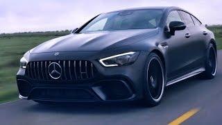 ПЕРВЫЙ ТЕСТ: 640 л.с. Mercedes-AMG GT 63 S! + 0-100 км/ч! Конкурент PORSCHE Panamera TurboS?