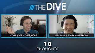 The Dive | 10 Thoughts: EG Sandwiches and A Game Plan for TL Jatt