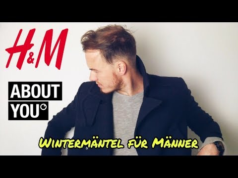 H&M Haul AboutYou Haul - Winteräntel Männer 2018    Styling Tipps für Männer    Jo´s Lifestyle