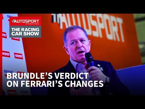 Martin Brundle's verdict on Ferrari's changes at the top