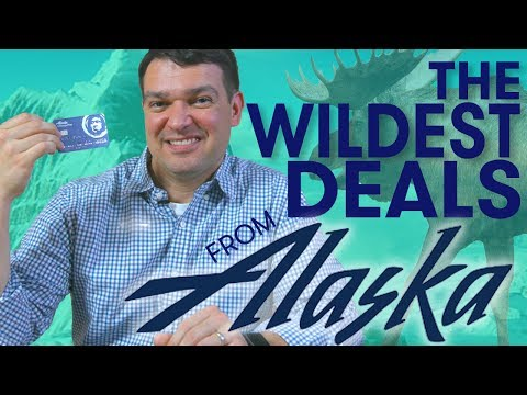 Free Stopover Anywhere In The World With Alaska Miles! | To The Point | EP19