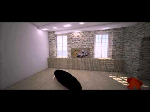 Vidéo du projet Chateau - Prieure Marquet