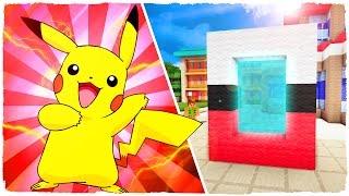 Como Ir A La Dimension De Pokemon En Minecraft Free Online Videos