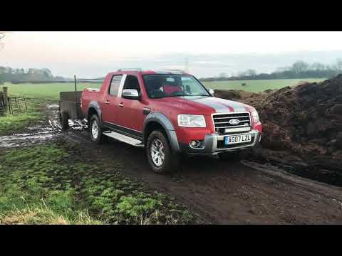 Outstanding 07 plate Ford Ranger Wildtrak!!