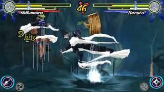 UNH3 Ad-Hoc Party Casuals Ichipoo (Shikamaru) vs MikelCougarz (Naruto) 8/3/2010