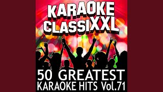 The Icicle Melts (Karaoke Version) (Originally Performed By The Cranberries)