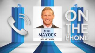 NFL Network Analyst Mike Mayock Talks NFL Draft & More - 4/27/17