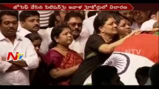 Madras High Court To Hear On Jayalalithaas Mysterious Expiry  NTV