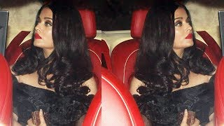 Aishwarya Rai Bachchan At Karan Johar Grand Birthday Party