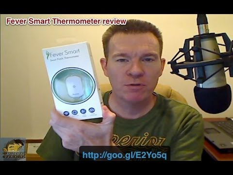 Fever Smart Smart Path Thermometer review