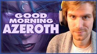 GOOD MORNING AZEROTH | Reset Day - Give Me LEGENDARIES! | World of Warcraft Legion