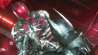 Batman: Arkham Knight - The Reveal of Arkham Knight