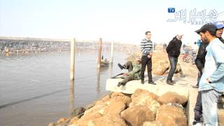 Hespress.com: Une marée géante au Maroc