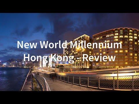 New World Millennium Hong Kong Hotel Review