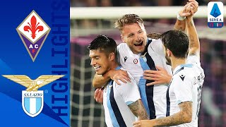 Fiorentina 1-2 Lazio | Last-Minute Immobile Header Wins It Before Penalty Late Drama! | Serie A