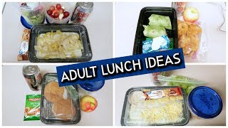 What's in my Husband's Lunch Box? | Work Lunch Ideas