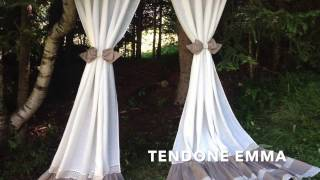 Tende Country Shabby : Filmato tende cucito country Самые популярные видео