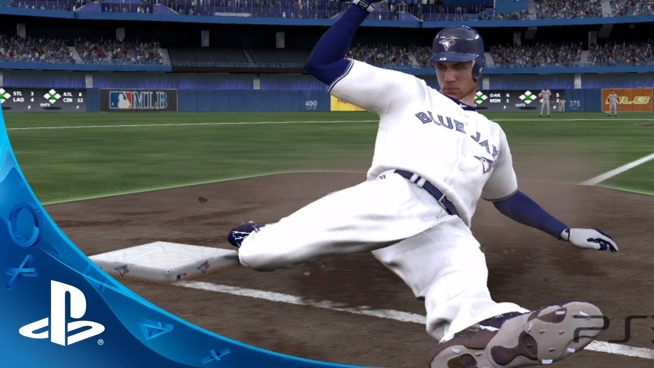 MLB 14 The Show Out Today on PS3, PS Vita