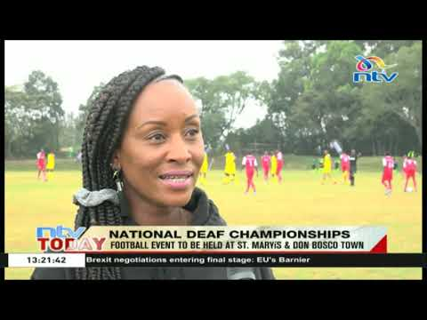 Betway Kenya together with KFF of the Deaf, to host football event at St. Mary's