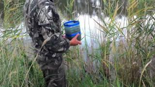 Как сделать мордушку для ловли живца