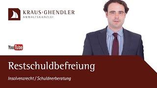 Restschuldbefreiung – Ziele des Insolvenzverfahrens