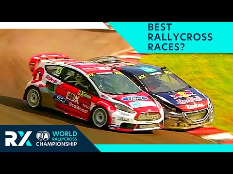 BEST EVER RACES! | Part 3 | World Rallycross