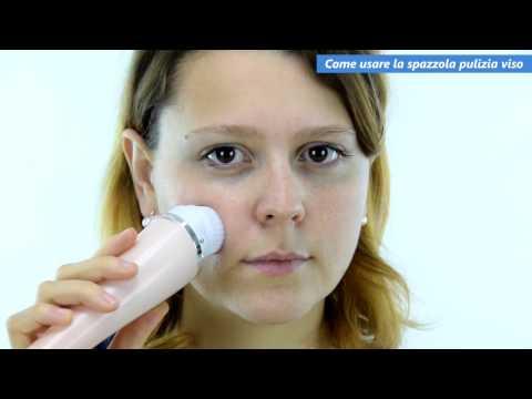 Come si usa la spazzola per la pulizia del viso?      Le guide di QualeScegliere.it