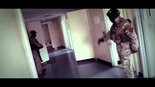 preview picture of video 'MCG The Gaol, Airsoft experience, Oakham Enterprise Park In Rutland IN the Former HMP Ashwell'