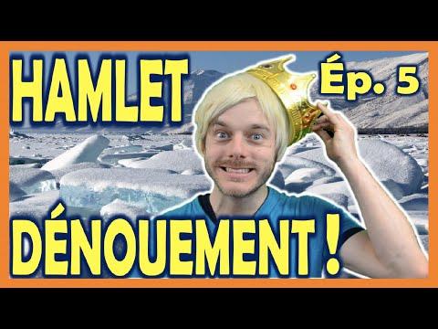 HAMLET 5 -Dénouement - Episode final - PERSONNAGES