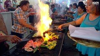 Mexico Street Food Market Tlacolula