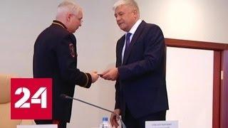 Территориальные органы внутренних дел Красноярского края