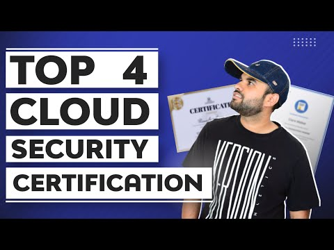 Top 4 Cloud Security Certifications - YouTube