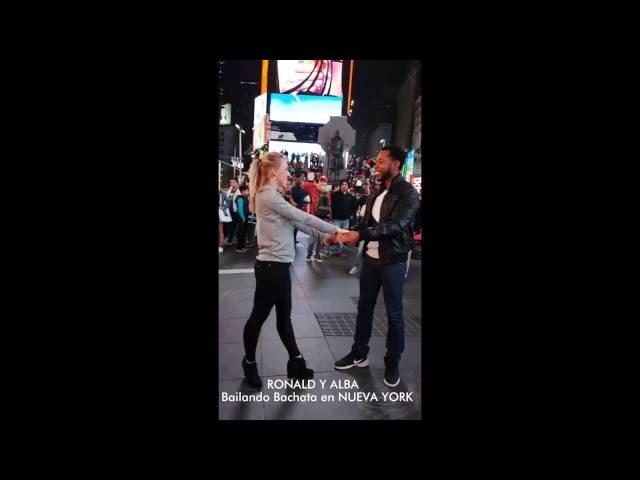 Ronald & Alba - Daniel Santacruz - Bachata en Nueva York