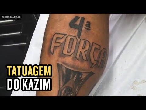 Tatuagem do Kazim - Quarta força