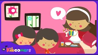 I Love You Mommy   Mother's Day Song For Kids   Happy Mothers Day Song   The Kiboomers