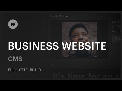 How to build a business website — CMS (Part 2 of 6)