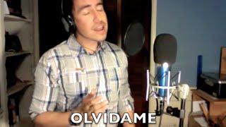 OLVIDAME ( Carlos Macias / Thalia ) Cover by Enrique