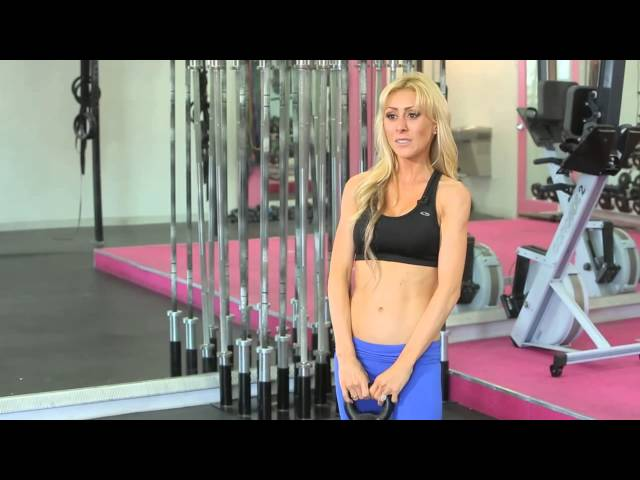 Kettlebell Exercises for Legs : Body Conditioning