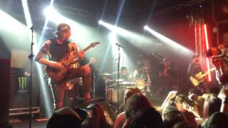 Dragon Spell - The Word Alive live @ Madrid - Spain 06/03/17
