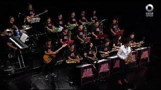 Conversando con Cristina Pacheco - Big Band Infantil y Juvenil