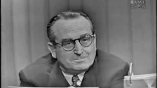 What's My Line? - Harold Lloyd (Apr 26, 1953)