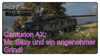 Centurion AX: Mr. Sexy und ein angenehmer Grind! [Gameplay - Deutsch]